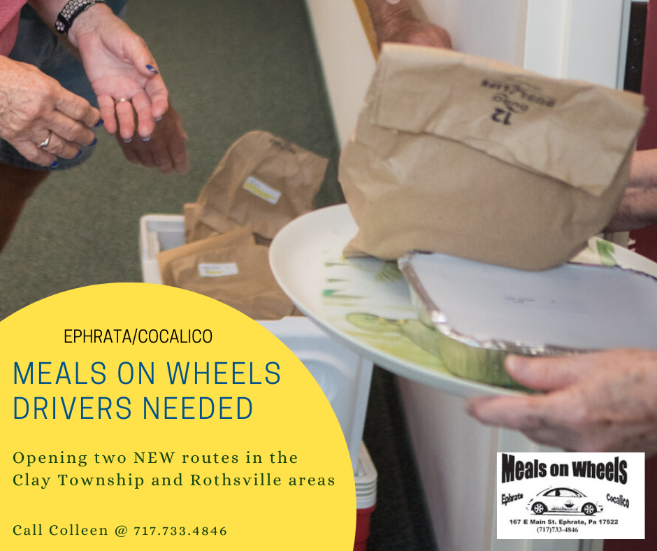 Meals on Wheels drivers (1)